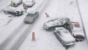 Personal injury attorney winter accidents  auburn