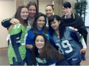 Our Sea Gals