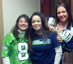 Sea Gals-Lisa, Angie and Amy
