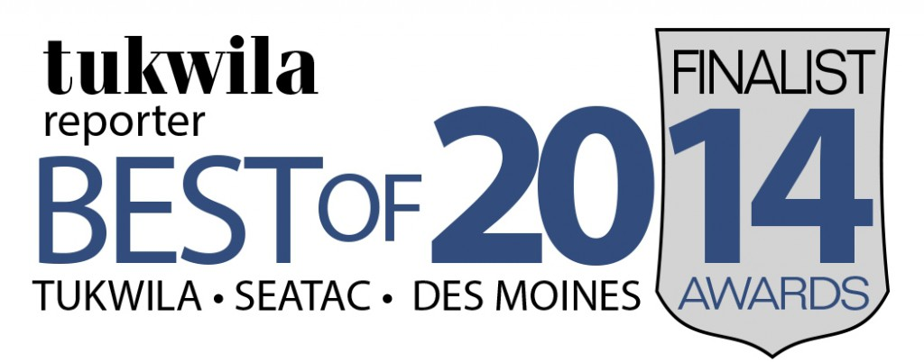 Best of Tukwila, Sea-Tac, Des Moines 2014 Finalist