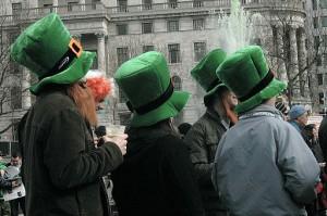 St_Patrick's_Day -- Irish Hats and Beards