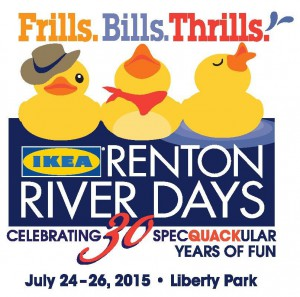 Renton River Days 2015