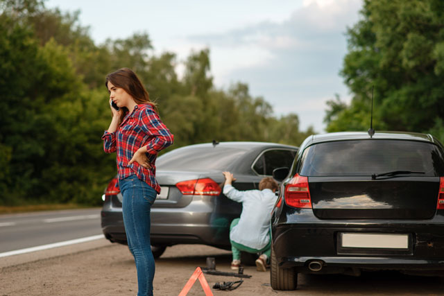 7 Steps To Take If You Are Involved In An Accident