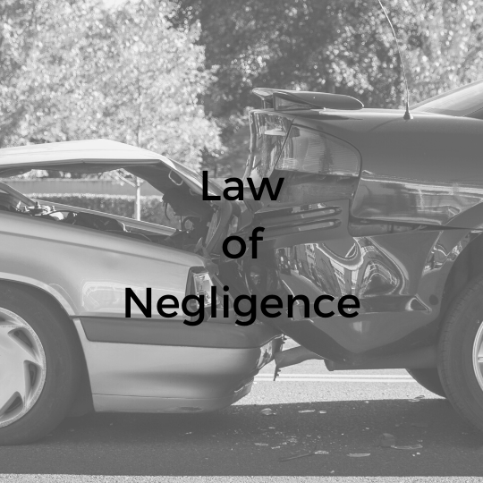law-of-negligence