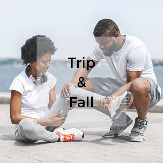 trip and fall services